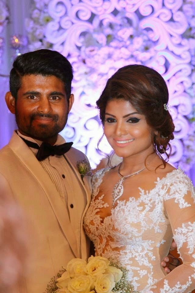 Wedding of Bhagya Hettiarachchi & Kaushal Silva