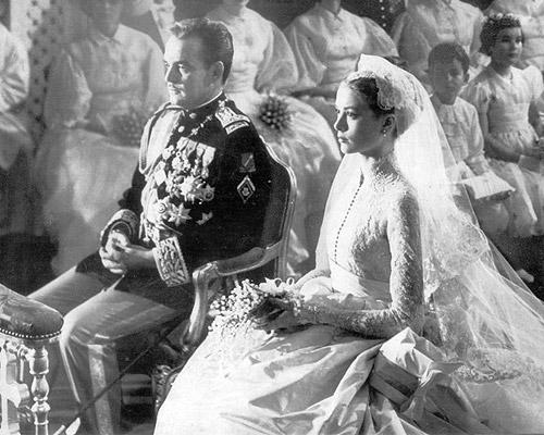 grace kelly wedding day. grace kelly wedding day.
