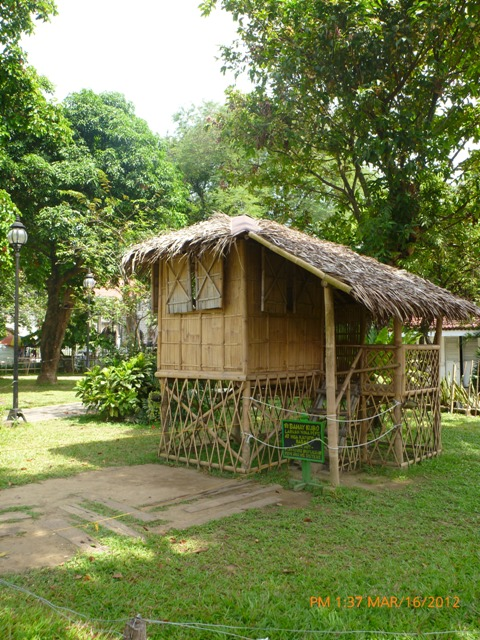 Hotel Review G663539 D1945918 Reviews Mayas Native Garden Moalboal Cebu Island Visayas additionally Rizal Shrine In Calamba Laguna besides About further 80 Different Types Of Nipa Huts Bahay also Raisaengarun Thai Home Design. on house design philippines nipa hut