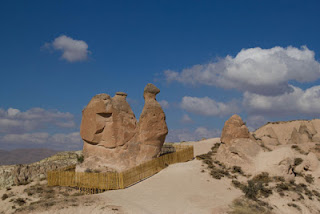 Valle de Devrent Capadocia - Viaje a Turquia