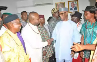'If Not Buhari, Nigeria Would Have Collapsed'- Oyegun Claims