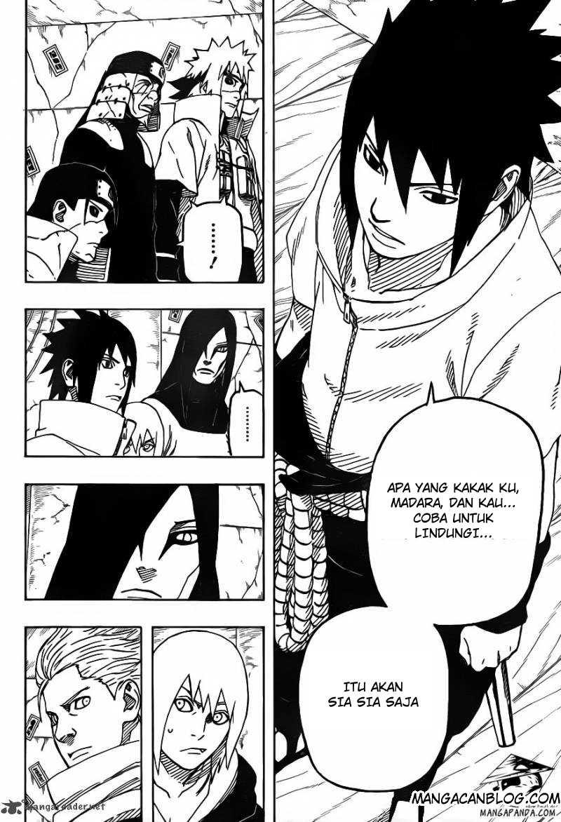 Komik naruto 627 - Jawaban Sasuke 628 Indonesia naruto 627 - Jawaban Sasuke Terbaru 1|Baca Manga Komik Indonesia|Mangacan