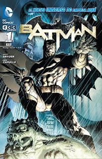 Batman Nº1 - ECC Sudamerica