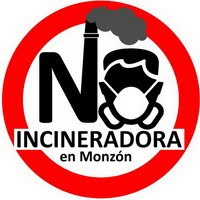 No a la Incineradora de Biomasa en Monzón