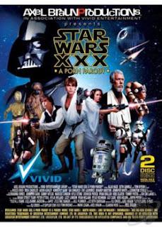 sexo Star Wars XXX A Porn Parody online