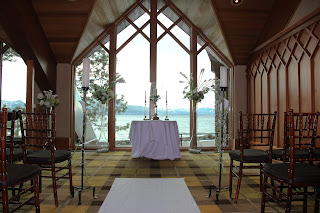 Indoor wedding venue in South Lake Tahoe 