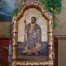 Ікона Івана Хрестителя. Улашківці