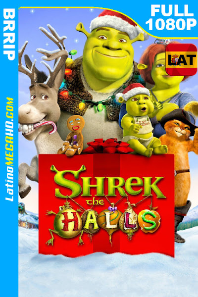 Shrek Ogrorisa la Navidad (2007) Latino HD FULL 1080P ()