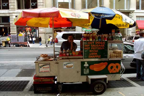 Hot Dog Cart Rental Cincinnati