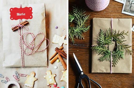 La valse d amelie ideas para envolver regalos - Ideas para envolver regalos navidenos ...