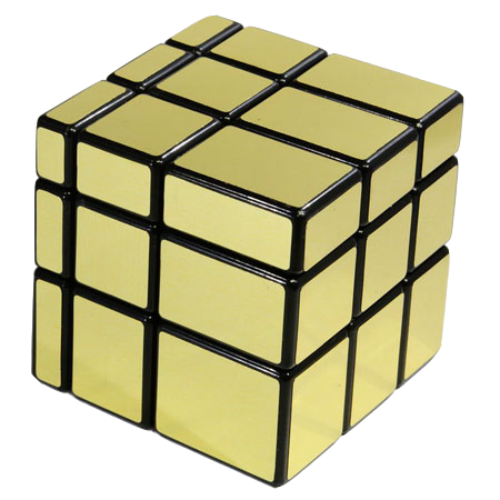 Image gallery mirror cube for Mirror rubik s cube
