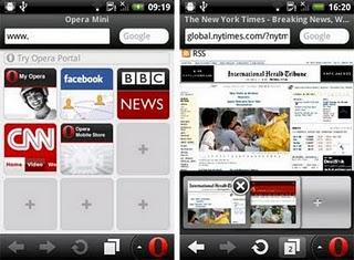 Download Opera Mini Untuk Android Terbaru
