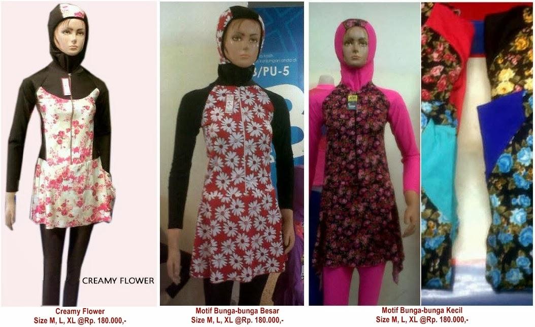 Baju Renang Dewasa Muslimah