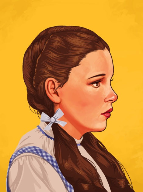 Dorothy by Mike Mitchell