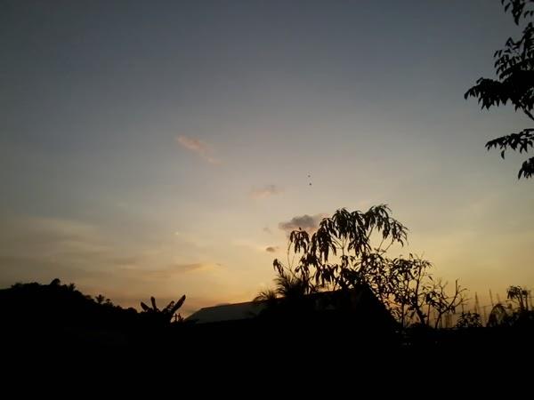 Sore Hari di Samarinda