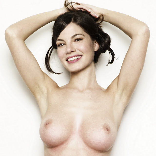 Michelle Monaghan Busty Nude Topless Naked