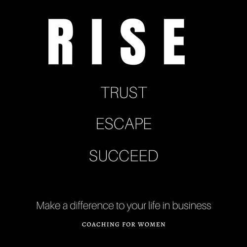 RISE Coaching for WOMEN