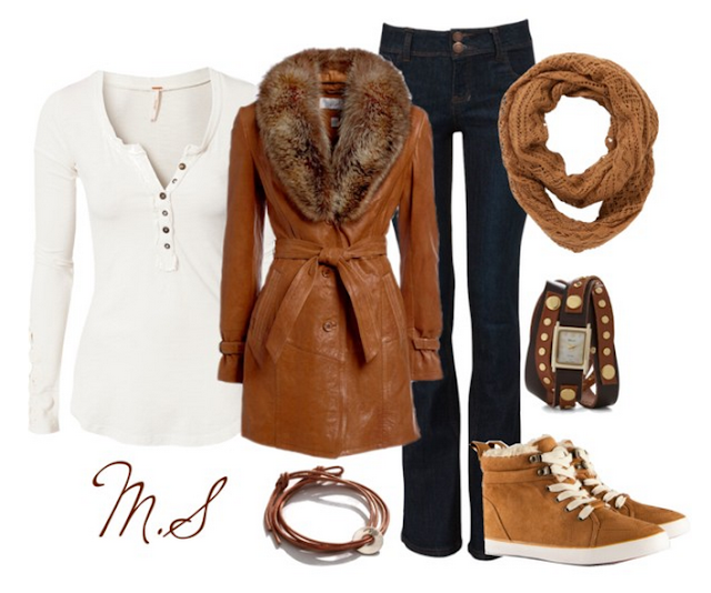 Combinar la ropa: Clima frio | Tendencias