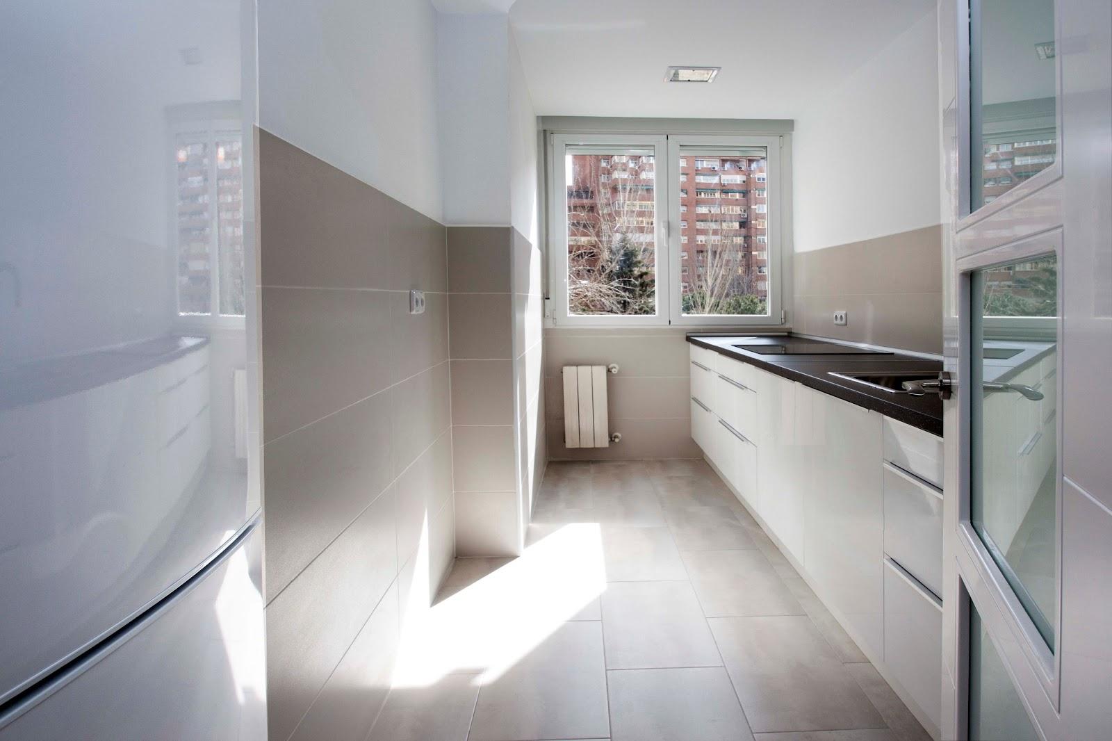 Azulejos ba o mate o brillo - Azulejos cocina blanco brillo ...