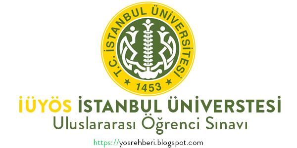 İstanbul Üniversitesi 2016 YÖS Hakkında Bilgi