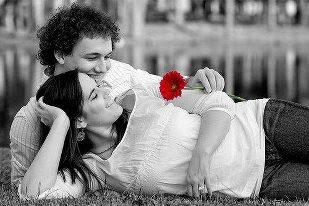 Lettre d'amour romantique 4