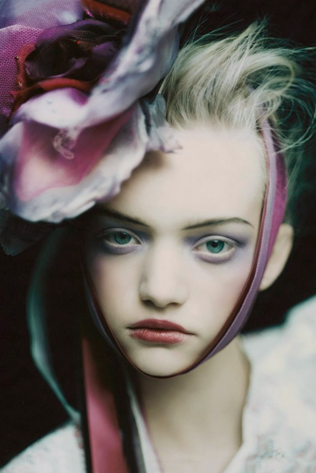 model comeback, gemma ward, fashion blogger