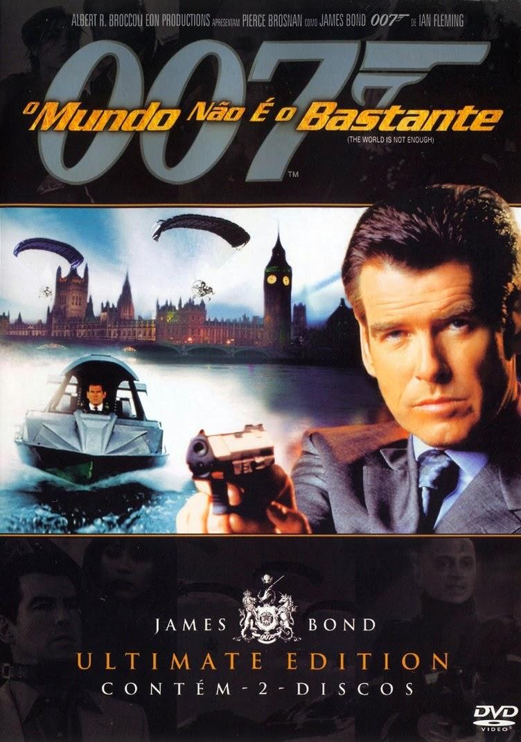 007: O Mundo Não É o Bastante – Dublado (1999)
