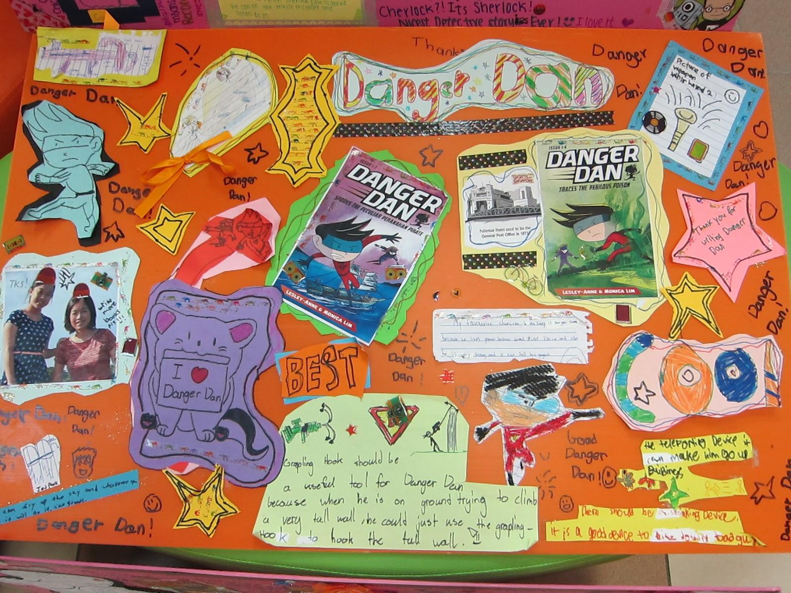 creative writing topics middle school