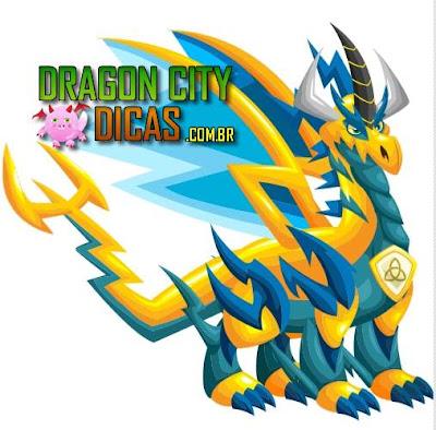 O Incrível Dragão Elétrico Secreto!