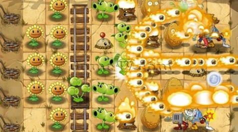 Plants vs Zombies 2 blockbuster 'exploded' on iOS