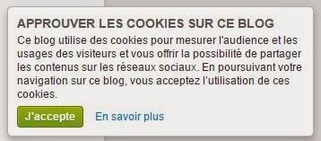 Gestion cookies CNIL