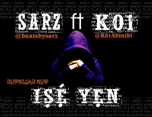 [Fresh] SARZ ft K01-ISE YEN