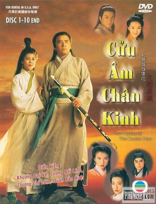 poster Cửu Âm Chân Kinh