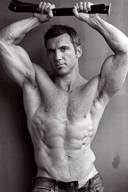 Tommy Tucker - Hot Body Male Model