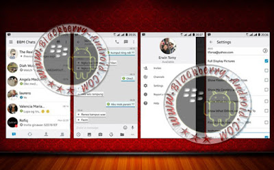 BBM2 Mod New Versi 2.10.0.35 Tema IOS Light V4 Multi Clone