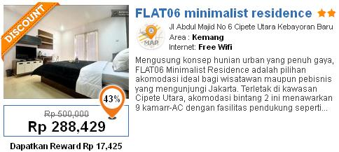 Berikut Adalah Daftar Hotel Murah Jakarta Kawasan Fatmawati