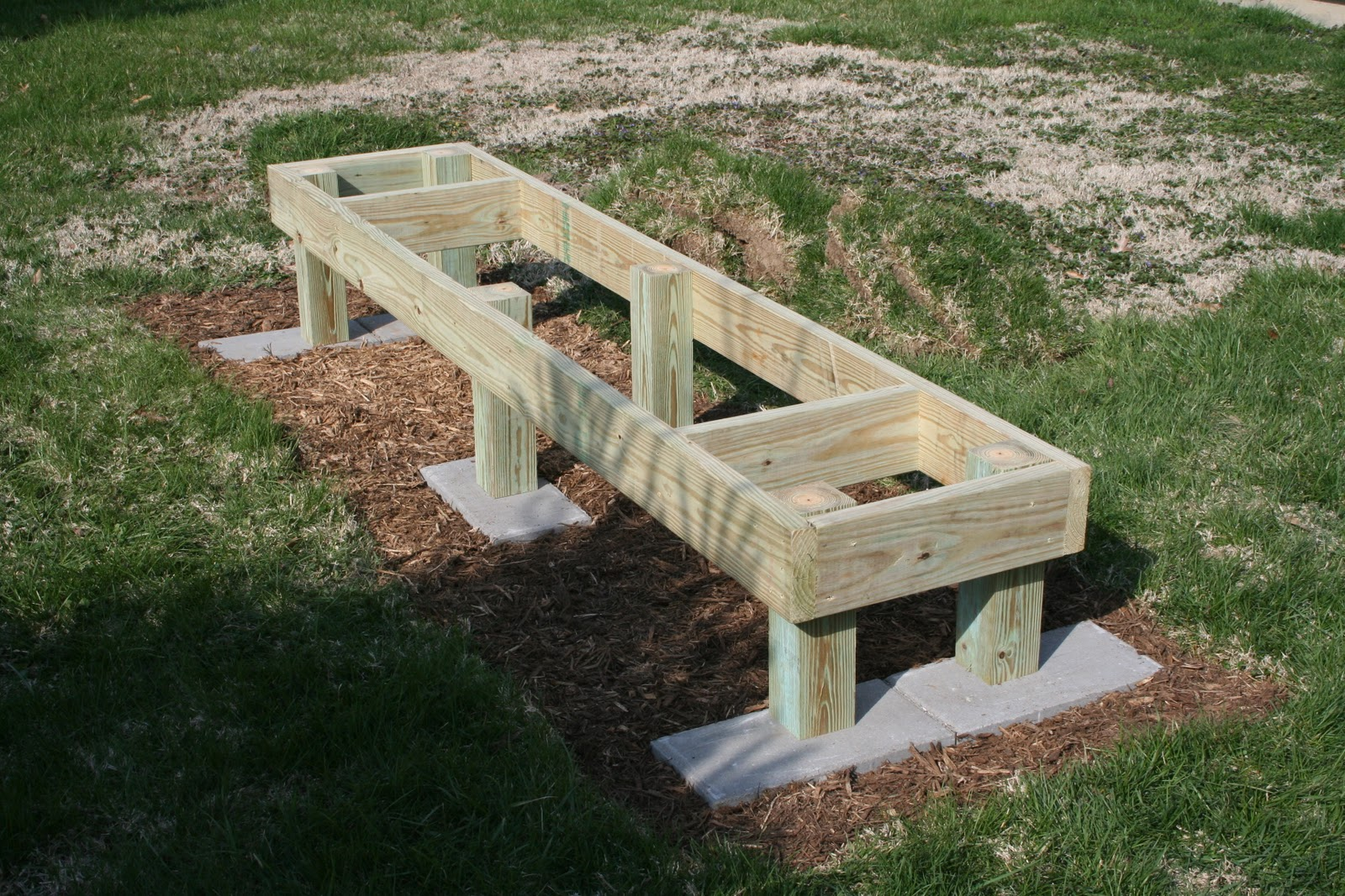 Hive Stand Designs : A k s honey bees april