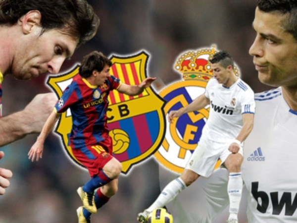 FC Barcelona 2 Vs 2 Real Madrid Copa Quarterfinals Video Replay