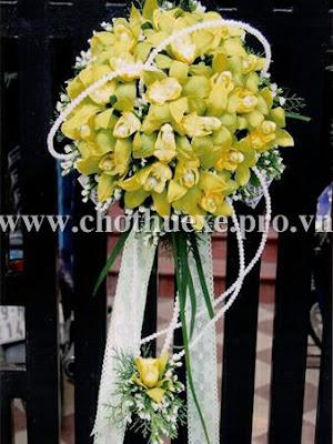 Hoa cầm tay cô dâu giá rẻ 450,000 đ