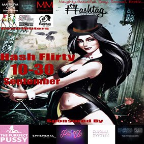 #Hash Flirty