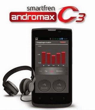 Harga Smartfren Andromax C3 Update Terbaru