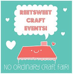Reetsweet Craft Fair 27 Nov 2011 Sheffield