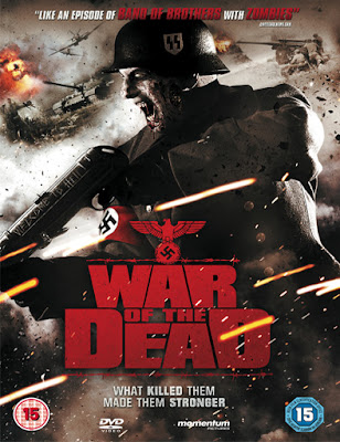 Ver Película War of the Dead Online (2011)