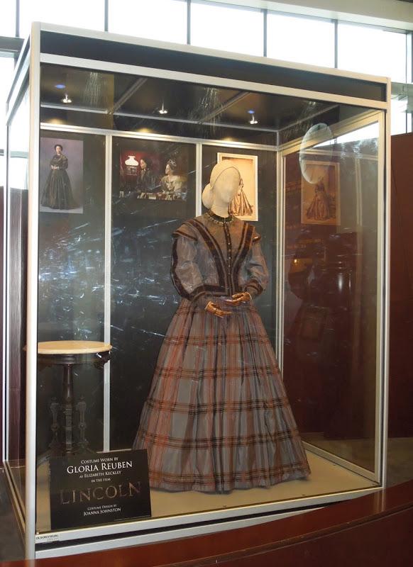 Gloria Reuben Elizabeth Keckley Lincoln movie gown