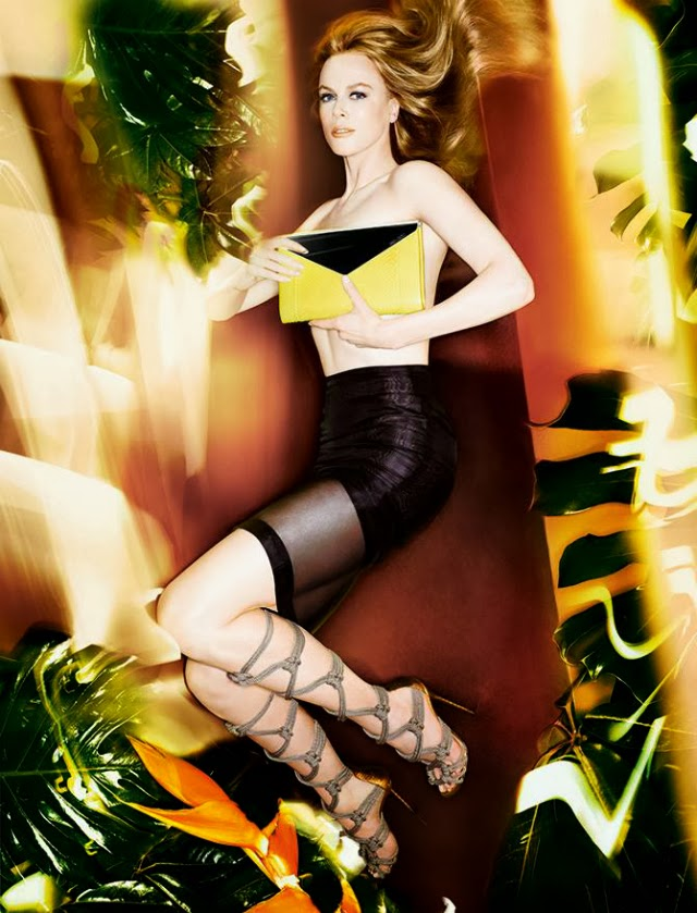 Nicole Kidman en topless