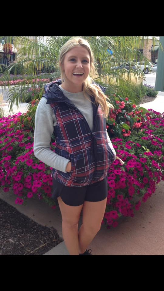 lululemon-fluffiest-vest naval-plaid