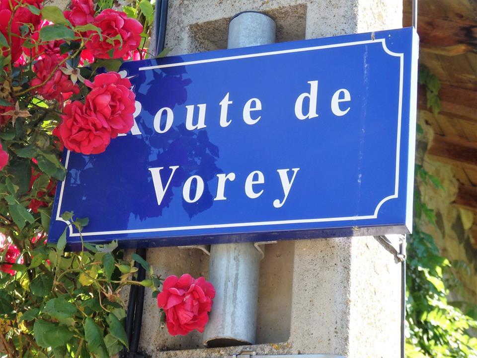 Route de Vorey