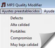 Comprimir musica mp3 online