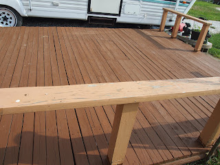 deck stain stripping and deck cleaning can be vital to your deck