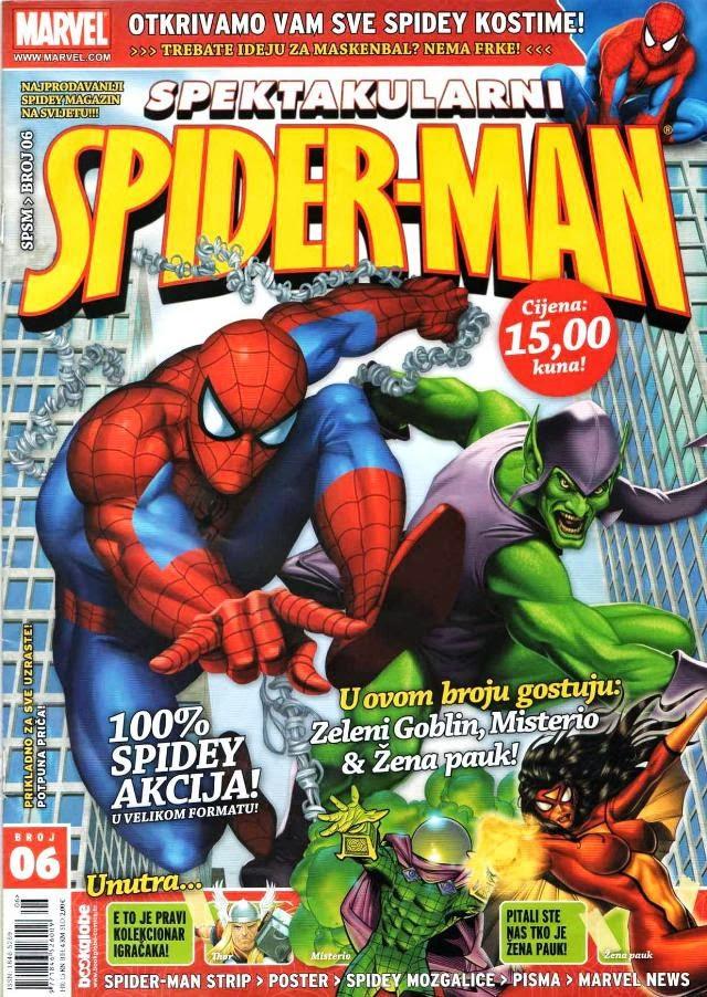 Spajdermen Spektualni+Spider-Man